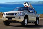 location de 4x4 ISUZU D-MAX